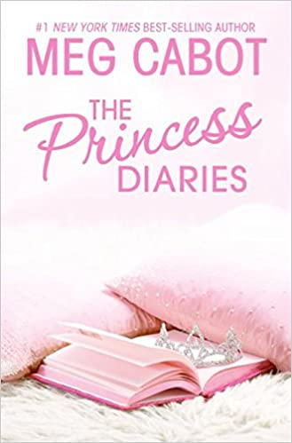 Princess Diaries review book cover