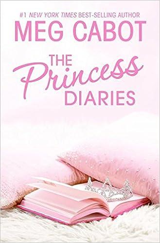 Princess Diaries review book cover