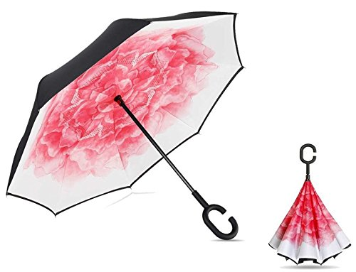 Best reverse folding umbrella