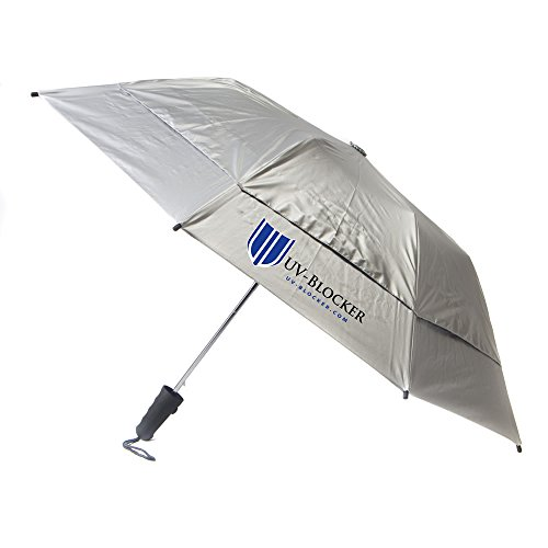 UV-Blocker UV Protection Travel Cooling Sun Blocking Umbrella