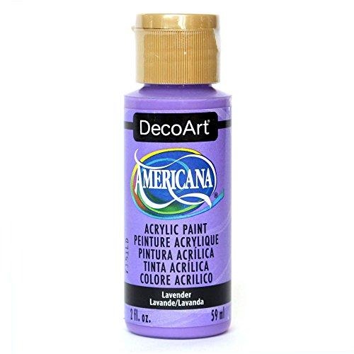 DecoArt Americana Acrylic Paint, 2-Ounce, Lavender