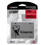 KINGSTON Digital SUV500/480G 480GB SSDNOW UV500 SATA3 2.5 SSD 2.5 Internal Solid State Drive