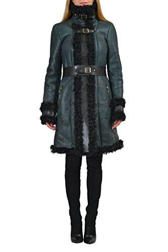 "81LHrB3wNOL Material: 100% Lamb Fur Bust: 17"" Sleeves: 25"" Shoulders: 15"" Length: 36"""