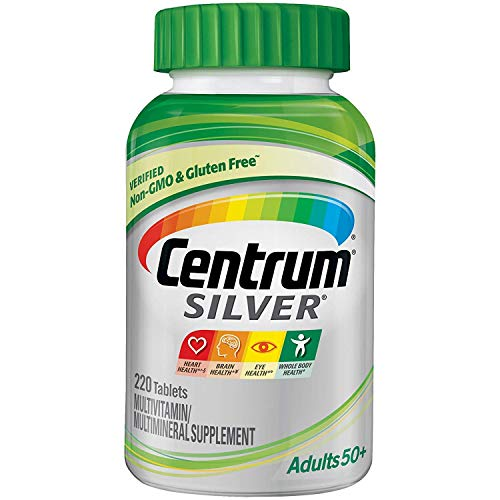 Buy Now! Centrum Silver Adult 50+ tablets
