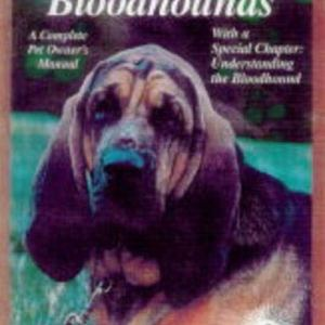Bloodhounds (Complete Pet Owner's Manuals) 12