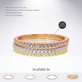Eternity Bands for Women
