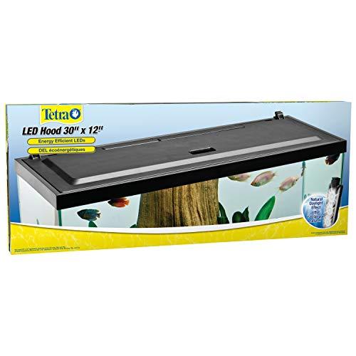 Tetra LED Aquarium Hood, Low Profile, Energy Efficient, 30 inch