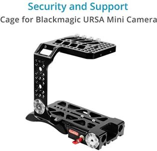 CAMTREE-Hunt-Professional-Shoulder-Mount-Cage-Kit-for-Blackmagic-URSA-Mini-4K-Pro-46K-Matte-Box-Follow-Focus-with-Top-Handle-Cage-Dovetail-Plate-for-Quick-Tripod-Mounting-CH-BMUM-SK