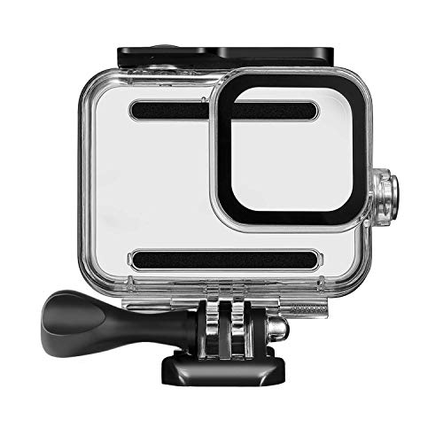 Kupton-Waterproof-Housing-Case-for-GoPro-Hero-8-Black-60M-196FT-Underwater-Protective-Diving-Case-Shell-with-Quick-Release-Mount-Accessories-for-Go-Pro-Hero8-Action-Camera