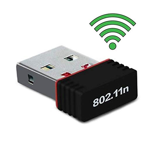 Technotech Terabyte 802 Wi-Fi Receiver USB 2.0, 450 Mbps (Black) 33