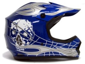 TMS Youth Kids Motocross Helmet