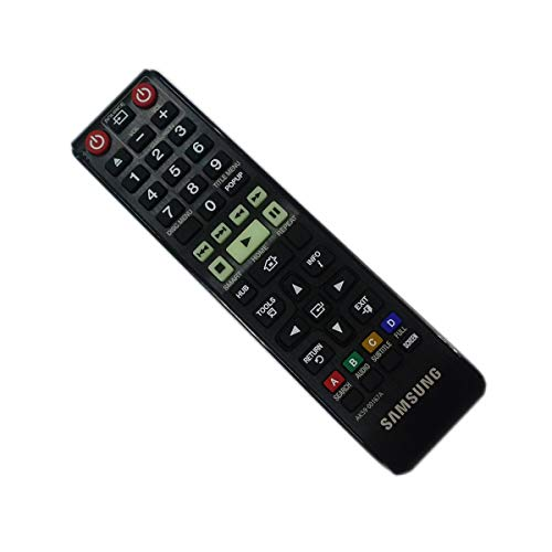 Ceybo (Remanufactured) Original Remote Control for Samsung BD-JM63C