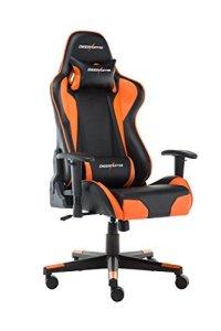 Deerhunter Gaming Chair, Swivel Leather Office Chair, High Back Ergonomic Racing Chair, Adjustable Computer Desk Chair Lumbar Support Headrest