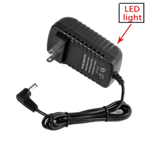AC Adapter for RadioShack MD-1160 MIDI Keyboard Piano DC Power Supply Cord Cable