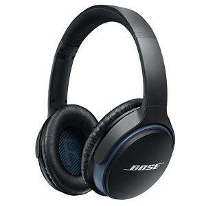 Bose SoundLink Around Ear Wireless Headphones II – Black