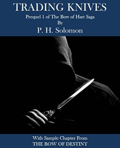 Trading Knives by P. H. Solomon