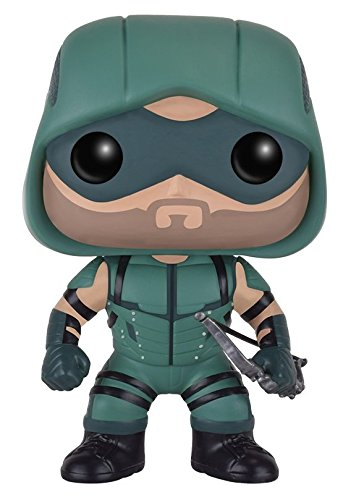 Funko pop tv green arrow action figure epic loot drop for Dead pool show box