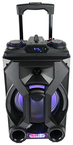 QFX PBX-800 Portable Party Speaker
