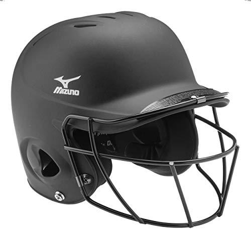 Mizuno MVP Batter's Helmet with...
