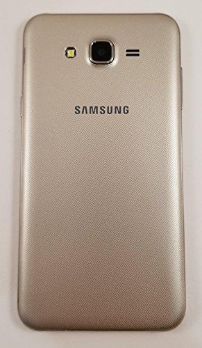 "Samsung Galaxy J7 Neo (16GB) J701M/DS - 5.5"", Android 7.0, Dual SIM Unlocked Smartphone, International Model (Gold)"
