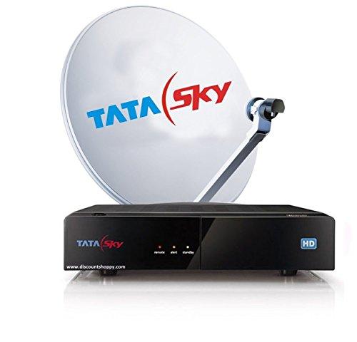 Tata Sky Ltd HD Set Top Box and 2000 MyBachat Voucher 200
