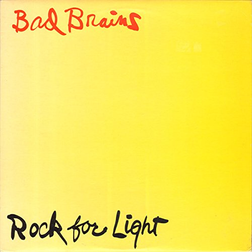 Rock For Light: Bad Brains, Bad Brains: Amazon.fr: Musique