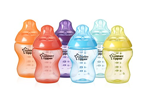 Tommee Tippee Closer to Nature Fiesta Bottle, 9 Ounce, 6