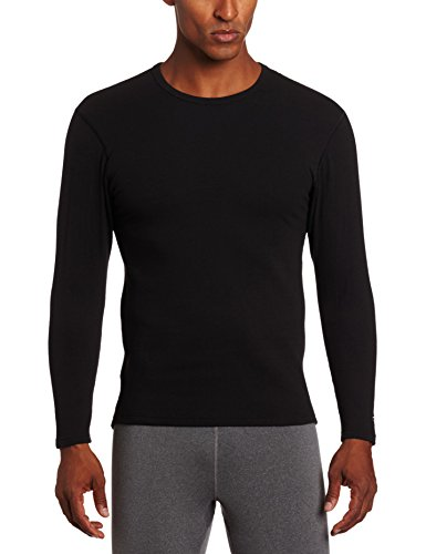 41iRC8XMR4L Base-layer thermal shirt with four-way stretch and moisture control Droptail hem Flatlock seaming