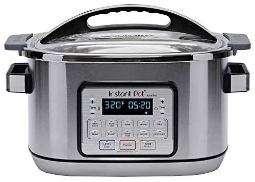 Instant Pot Aura Pro Slow Cooker 8 quart
