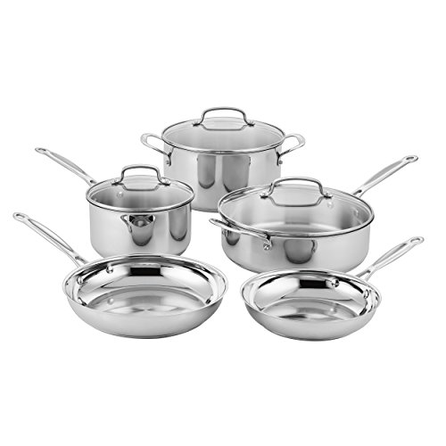 CUISINART Classic Stainless Set (8-Pieces) 1