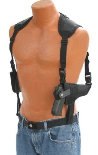 Pro-Tech Outdoors Laser Shoulder Holster for Glock 26,27,28,39 and Beretta Storm PX4 Subcompact 9mm .40 S&W with 3' Barrel