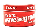 Dax Wave and Groom Hair Dress, 3.5-Ounce Jars (Pack of 6)