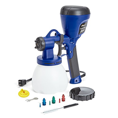 HomeRight C800971.A Super Finish Max Extra Power Painter, Home Sprayer Hvlp Spray Gun for Painting Projects