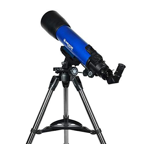 Meade Instruments Infinity 102mm Refractor Azul - Telescopio