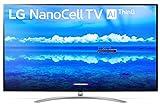 LG 65SM9500PUA Nano 9 Series 65' 4K Ultra HD Smart LED NanoCell TV (2019), Black