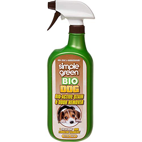 SIMPLE GREEN Stain and Odor Remover