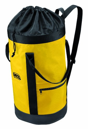 PETZL - Bucket, Fabric Pack, Remains Upright, 35 Liters