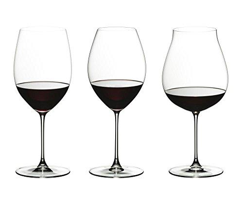 Riedel 5449/74 Veritas Wine Glasses, Clear