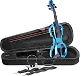 Stagg EVN X-4/4 MBL Electric Violin