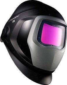 3M Speedglas auto darkening Welding Helmet