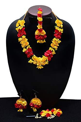 Fiesta Paper Flower Necklaces | Necklaces Collections | Bonnie ... | 500x333