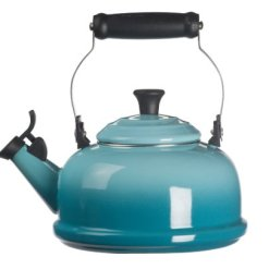 Le Creuset Enamel Whistling Tea Kettle
