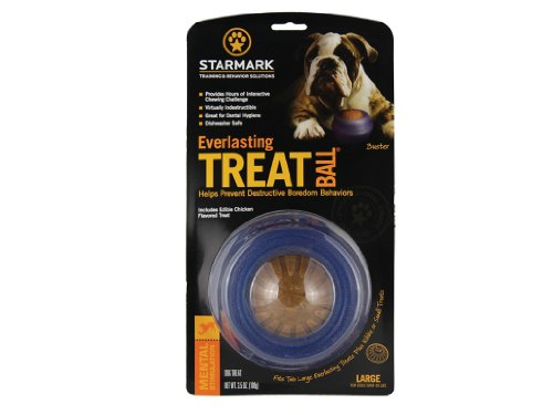 StarMark Everlasting Treat Ball 1