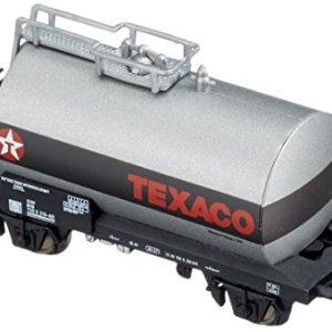 Arnold TEXACO HN6373 Model Railway Station for DB Epoche IV Silver / Black 41jboAU wmL