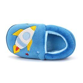 ESTAMICO Boys Girls Warm Winter Indoor Household Shoes for babies