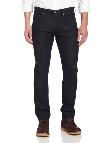 41jq2vtC4zL Slim-straight jean in dark Japanese denim featuring five-pocket styling with signature styling at back pockets Zip fly with button 11.75 ounce Japanese Union denim