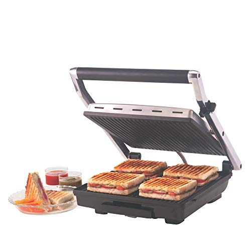Borosil-Super-Jumbo-BGRILLSS23-2000-Watt-Grill-Sandwich-Maker-Black