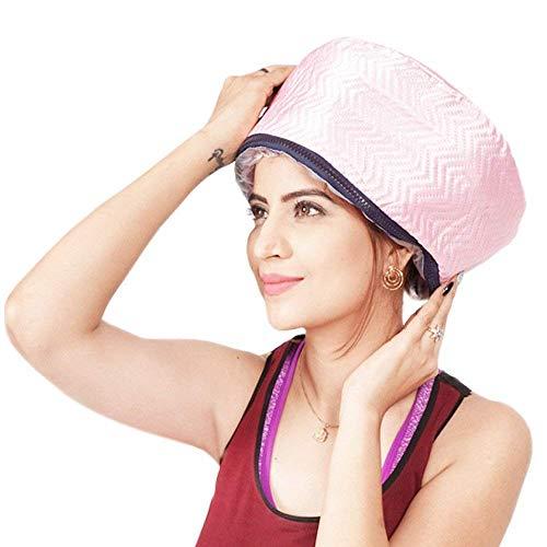 PETRICE Hair Care SPA Cap Beauty Steamer Hair Thermal Treatment Nourishing Hat