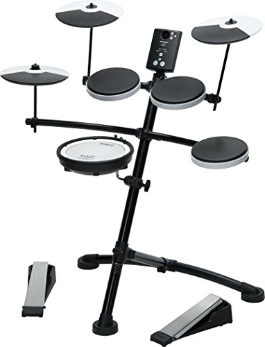 Roland Entry-level Electronic V-Drums Set with Mesh Head Snare Pad (TD-1KV)
