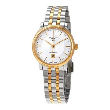 Tissot Carson Two Tone Ladies Automatic Watch T122.207.22.031.00